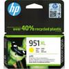 HP 951XL Cartridge Geel