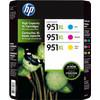 HP 951XL Cartridges Combo Pack