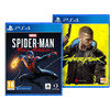Marvel's Spider-Man Miles Morales PS4 + Cyberpunk 2077: Day One Edition PS4 & PS5