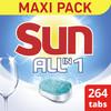 Sun All-in-1 Normaal - 6 x 44 vaatwastabletten