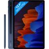 Samsung Galaxy Tab S7 Plus 256 Go Wi-Fi Bleu