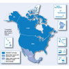 City Navigator NT Noord-Amerika microSD