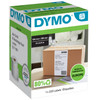 DYMO Authentieke LW Lever-archiveringslabels Wit (104 mm x 159 mm)