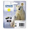 verpakking Epson 26 XL Cartridge Geel