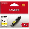 Canon CLI-551Y XL Inktcartridge Geel (6446B001)