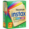 Fuji Instax Colorfilm Glossy 10x2 pak