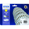 Epson 79 Cartridge Geel C13T79144010