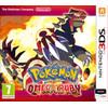 verpakking Pokemon Omega Ruby 3DS