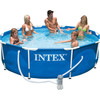 Intex Metal Frame Set 305 x 76 cm met Filterpomp