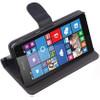 product in gebruik Microsoft Lumia 535 Slimfit Cover Zwart