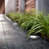 product in gebruik myGarden Moss Inbouwspot