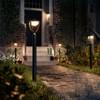 product in gebruik myGarden Robin Sokkellamp 85,5 cm