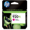 HP 920 Magenta XL Ink Cartridge (red) CD973AE