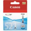 Canon CLI-521C Cyan Ink Cartridge (blauw) (2934B001)