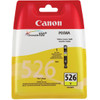 Canon CLI-526Y Yellow Ink Cartridge (Geel) (4543B001)