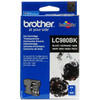 Brother LC-980BK Black Ink Cartridge (Zwart)