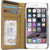 binnenkant BookBook Apple iPhone 6 Zwart