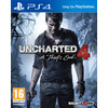 verpakking Uncharted 4: A Thief's End PS4