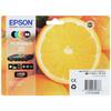 Epson 33 Pack 5 Couleurs (C13T33374010)