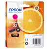 Epson 33 Cartridge Magenta (C13T33434010)