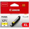 Canon CLI-571XL Cartridge Yellow (0334C001)