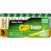 GP Super Alkaline Valuepack 16x AA