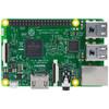 bovenkant Pi 3 + Behuizing + Micro SD + Oplader