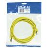 Netwerkkabel FTP CAT6 3 meter Geel