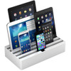product in gebruik Docking Station Large Wit