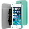 BeHello Book Case Apple iPhone 5/5S/SE Groen