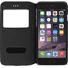 binnenkant Book Case Lausanne iPhone 6/6s Zwart