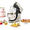 product in gebruik Masterchef Gourmet Premium Zilver QB602H