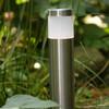 product in gebruik Burketown Sokkellamp 12V (3 stuks)