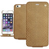 Noreve Tradition Snake Leather Case Apple iPhone 7 Plus Beige
