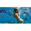 product in gebruik Blue Water Snorkel Filter