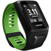 TomTom Runner 3 Cardio Black/Green - L