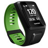 linkerkant Runner 3 Cardio + Music + HP Black/Green