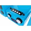 detail Microset Radio/CD Speler Blauw