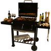 product in gebruik C2 Charcoal Chef