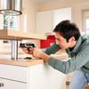 product in gebruik Bosch accuschroefmachine