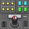 product in gebruik Farm Sim Controle Panel