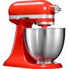 rechterkant Artisan Mini Mixer 5KSM3311X Hot Sauce