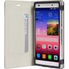 Krusell Malmo Book Case HTC 10 Zwart