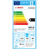 energielabel WTE84105NL