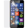 Azuri Microsoft Lumia 640 Screenprotector Plastic Duo Pack