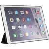 product in gebruik iPad Pro 12,9 Leather Slim Cover Zwart