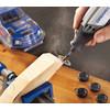 product in gebruik 3000 + 25-delige accessoireset