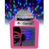 iDance Cube Nano CN-1 Roze - 3