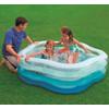 product in gebruik Summer Colors Zwembad