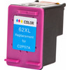 bovenkant HP 62XL Cartridge Kleur (C2P07AE)